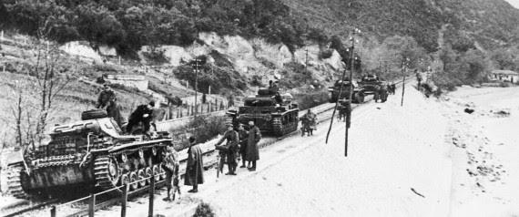 GERMAN OCCUPATION GREECE