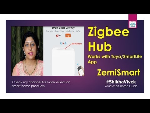 ZigBee Hub Demo: Things to know about Zigbee Products, Channel Planning Setup etc