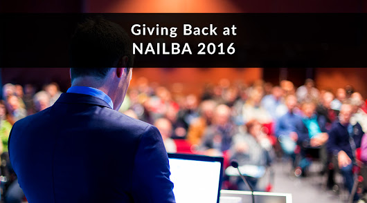 Giving Back at NAILBA 2016 | Pinney Insurance