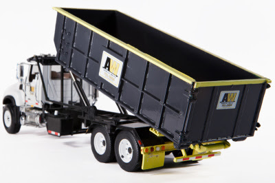 Rolloff dumpsters are great for a wide-range of waste needs. - AW Waste - Canada's Family Owned Waste Company