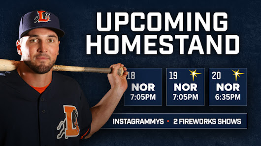 Bulls Host Norfolk with 11 Home Games Remaining | Durham Bulls News