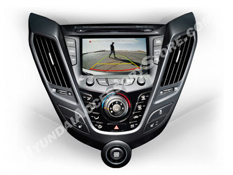 Hyundai Veloster Back-up Camera