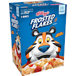 Kellogg's Frosted Flakes Cereal - 61.9 oz box
