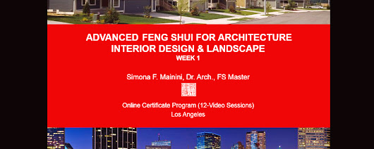 ADVANCED FENG SHUI CERTIFICATION PROGRAM: Self-Study Pre-Recorded Course - Feng Shui Training Center: Your Feng Shui School Online and In-Person for Certification Programs and Basic Feng Shui Classes