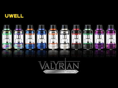 Valyrian Subohm Tank By UWELL Official Video