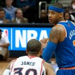 Carmelo Anthony Fails To Be 'The Superstar' Once Again