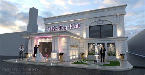 Top Entries   design a building(wedding hall) facade