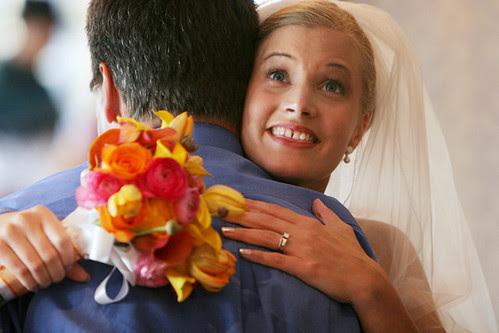 WED Bride Hug