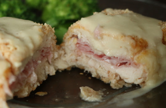 How to Make Easy Chicken Cordon Bleu with Creamy Dijon Sauce