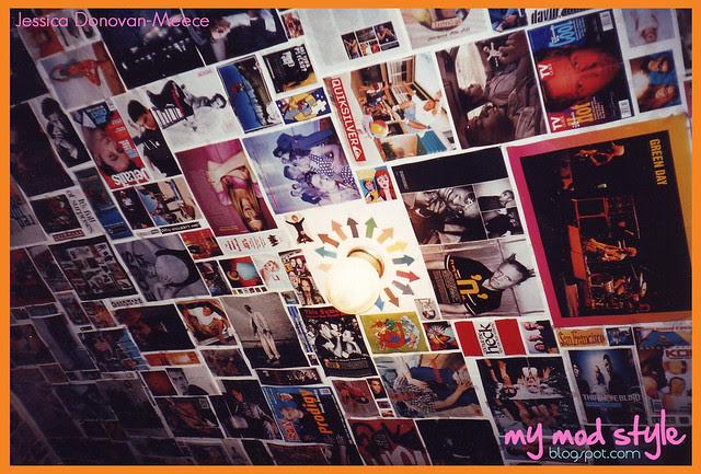 bedroom ceiling 1996