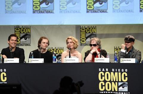 American Horror Story Comic Con Panel