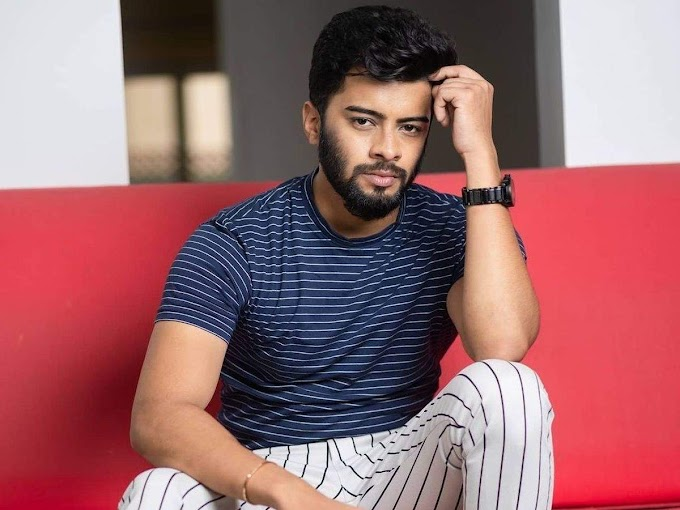 Abhishek Das is set to debut as a Sandalwood lead - Times of India