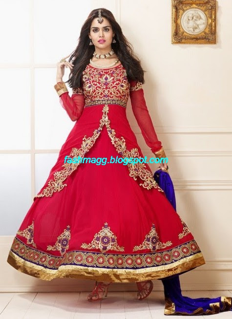 Anarkali-Bridal-Wedding-Dress-Collection 2013-Beautiful-Best-Anarkali-Clothes-Online-Stores-8