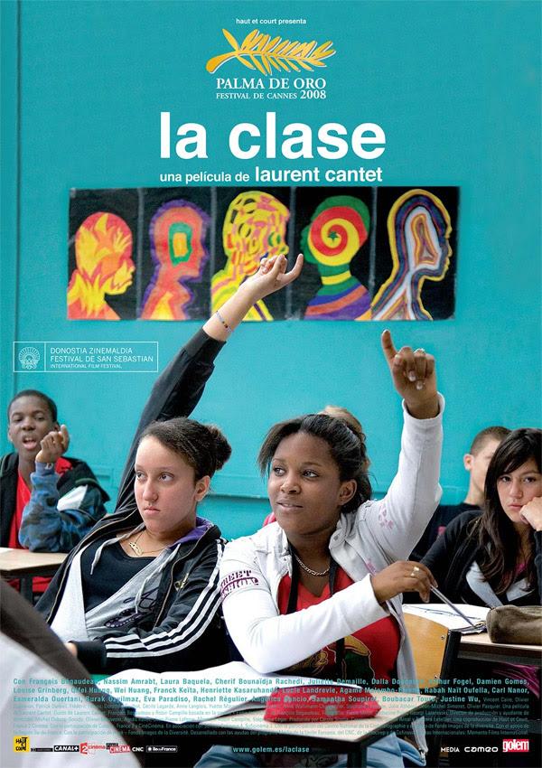 La clase (Laurent Cantet, 2.008)