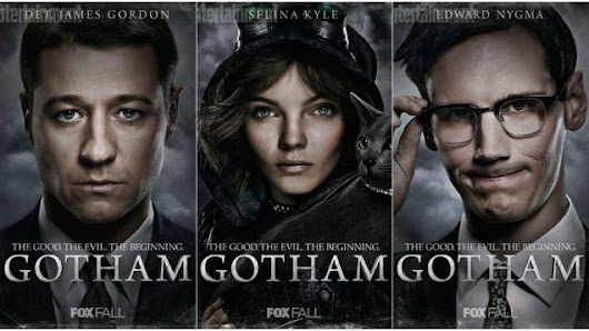 "Who among us don't know ""Gotham""?, It is the city of Batman, of The Joker, right?"