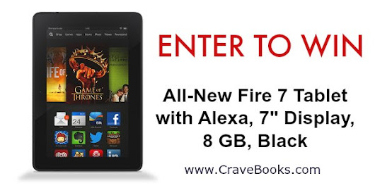 "Amazon Fire 7"" Tablet GIVEAWAY"