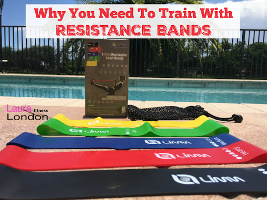 Why You Need To Workout With Limm Resistance Bands | Laura London