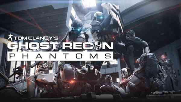 Steam libera gratuito o jogo ghost recon phantoms