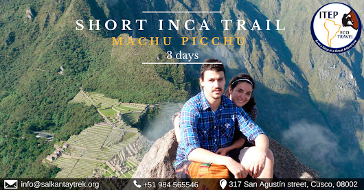 Inca Trail to Machu Picchu + Huayna Picchu in 3 days