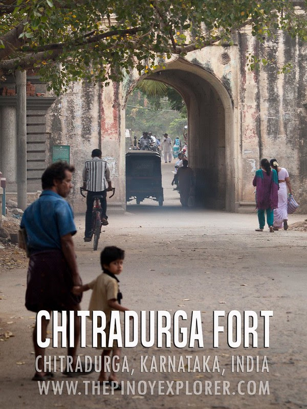 Prelude to Chitradurga Fort