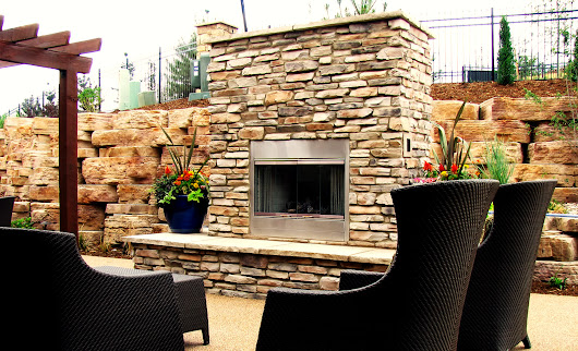 How to Remodel a Fireplace with Stone Veneer - Rizzo Masonry