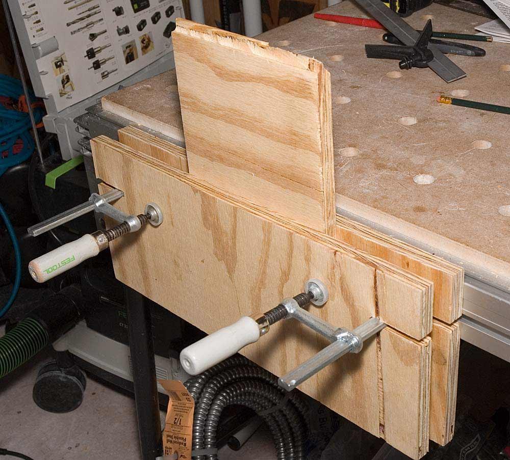 Bench Vise for MFTs