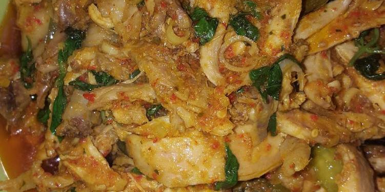 Resep Ayam Suwir Rica Rica Manado Oleh Dwitya Anindita