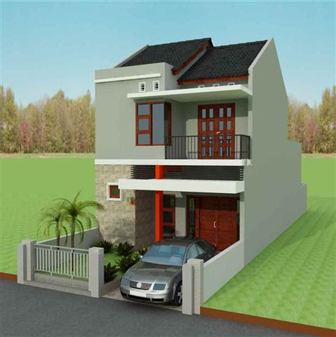 930 Koleksi Gambar Rumah Minimalis 2 Lantai Garasi Gratis Terbaik