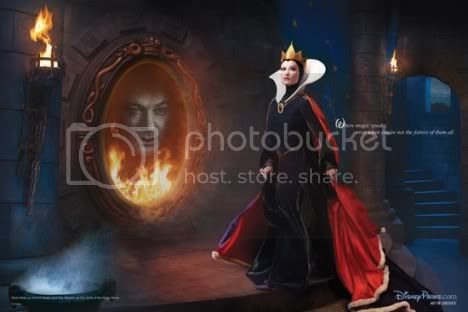 New Annie Leibovitz Disney Dream Portraits