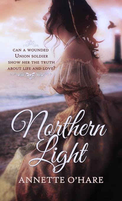 "Review & Author Interview: ""Northern Light"" by Annette O'Hare"