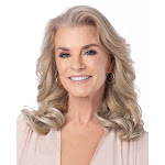 Toni Brattin 2PC Clip-On Curly Heat Friendly Synthetic Extensions