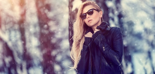 Why you need sunglasses in winter