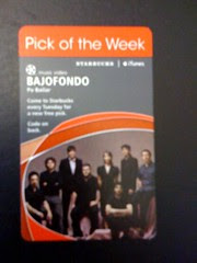 Starbucks iTunes Pick of the Week - Bajofondo - Pa Bailar