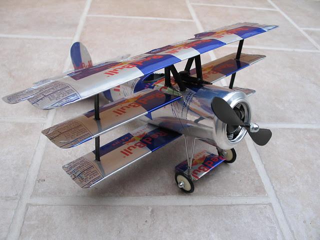 Red Bull Fokker DR-1