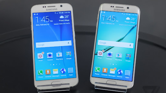 Samsung's new Galaxy S6 and S6 Edge are the nicest phones it's ever designed