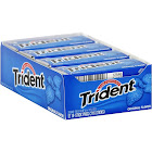 Trident Original Flavor Gum - 12 pack, 18 pieces each