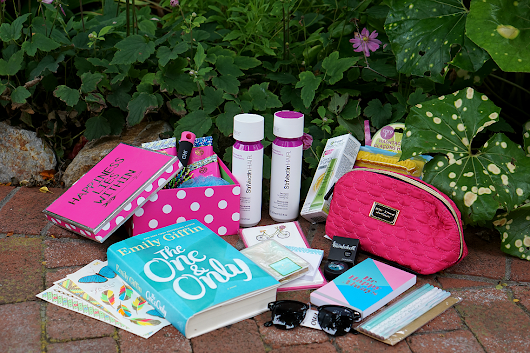 The Happy Summer Days Giveaway - Inspirations and Celebrations