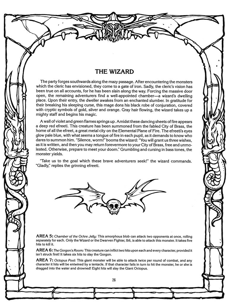 Official Advanced Dungeons and Dragons - Page 27