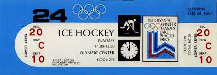 1980 Olympics USA vs Finland