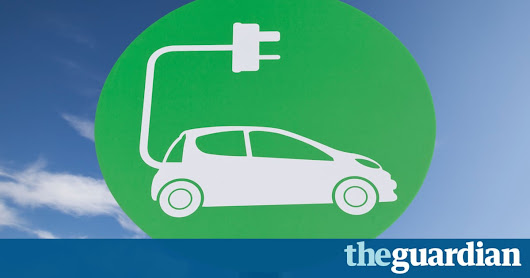 Treasury backs electric cars but makes limited moves on diesel | Environment | The Guardian