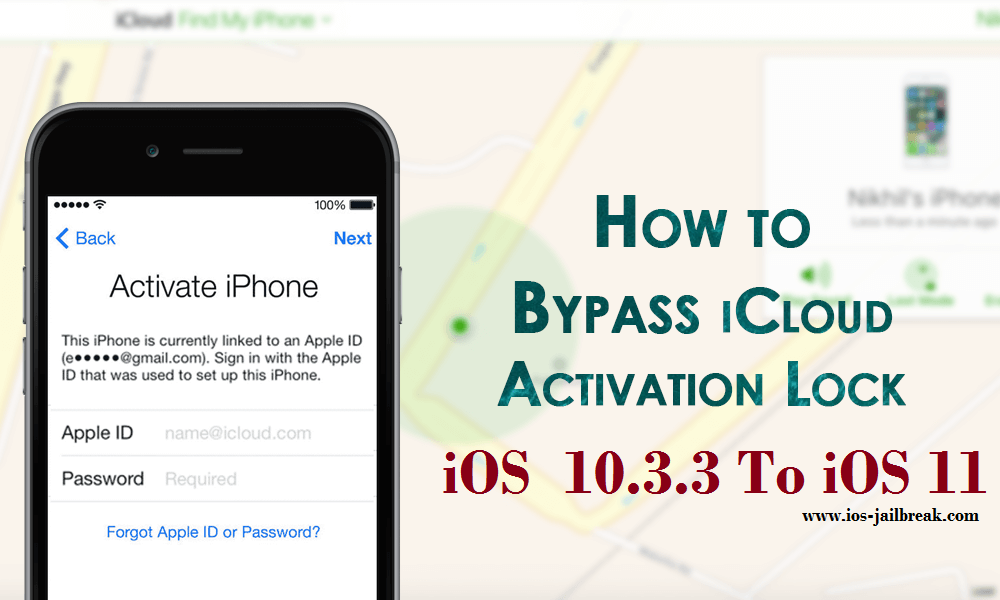 bypass icloud activation lock tool windows