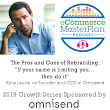 195: Rebranding your business to remove the limits on growth, with Rytis Lauris of Omnisend - eCommerce MasterPlan