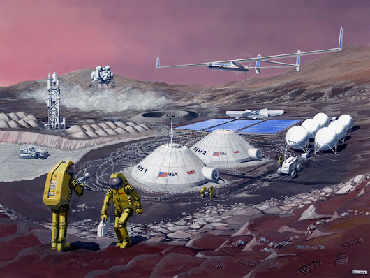 NASA's Space Technology Mission Directorate Selects Proposals for Space Research Institutes
