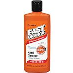 Fast Orange 25108 Fine Pumice Lotion Hand Cleaner, 7.5 Oz