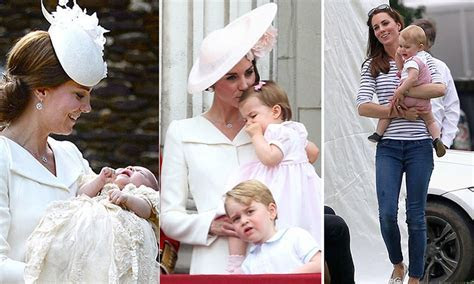 Kate Middleton as a mum: Her sweetest moments with Prince