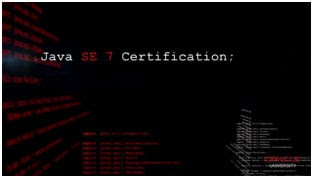 Java SE7 Certification