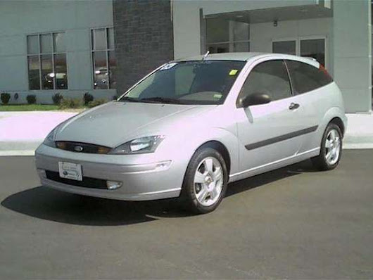 Ford Focus Zx3 #9028784