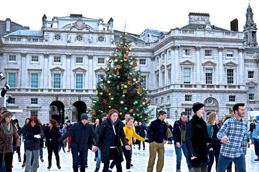 A London Christmas: the Best Things to Do, See and Eat