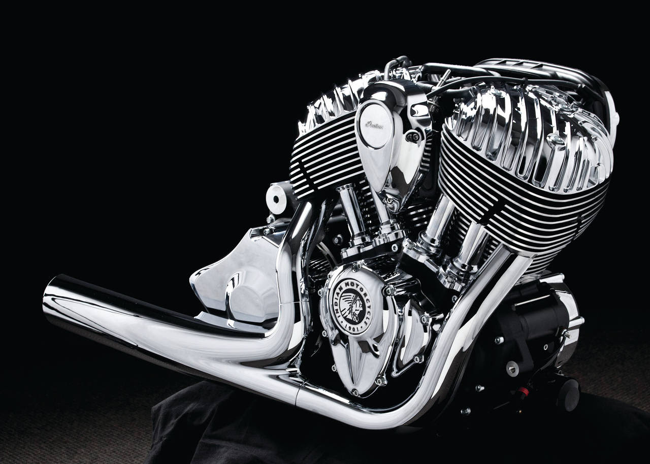 Thunder Stroke 111 Indian Redefines The Classic V Twin
