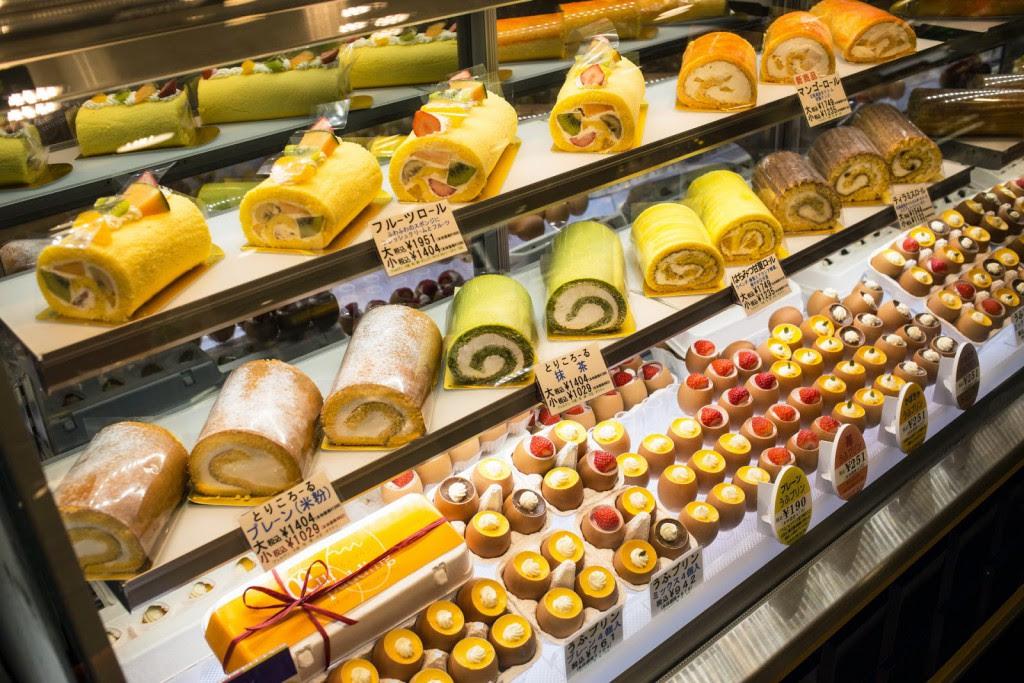Resultado de imagen para food show shibuya